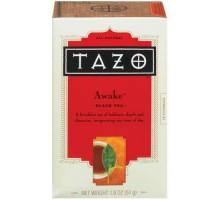Té TAZO té despierta negro (6 x 20 bolsa)