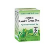 Traditional Medicinals Green Tea With Ginger (6x16 Bag)
