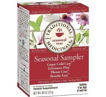 Té de hierbas de Smp de temporada fría medicinales tradicionales (6 x 16 bolso)