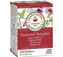 Traditional Medicinals Cold Season Smp Herb Tea (6x16 Bag)