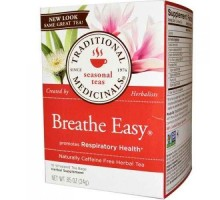 Traditional Medicinals Breathe Easy Herb Tea (6x16 Bag)