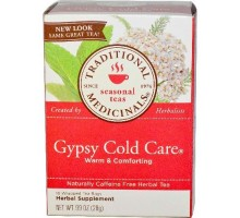 Traditional Medicinals Gypsy Cold Care Herb Tea (6x16 Bag)