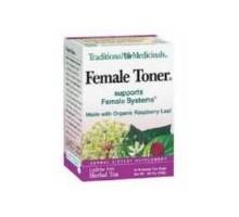 Té de hierbas tradicionales medicinales mujer Toner (6 x 16 bolso)