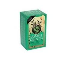 Triple té de hojas de té verde jazmín (6 x 20 bolsa)