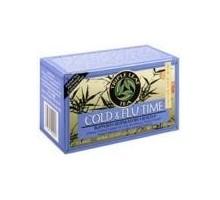 Hoja triple influenza frío tiempo té (6 x 20 bolsa)