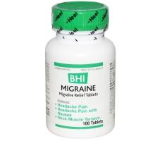 Bhi Migraine Relief (1x100 Tab)