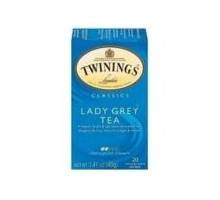 Té Twinings dama gris (6 x 20 bolsa)