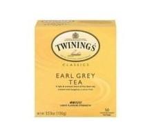 Té Twinings Earl Grey (6 x 20 bolsa)