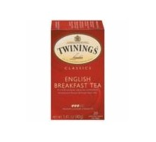 Twinings té de desayuno inglés (6 x 20 bolsa)