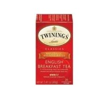 Twinings descafeinado té de desayuno inglés (6 x 20 bolsa)
