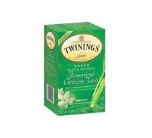 Té verde de Twinings jazmín (6 x 20 bolsa)