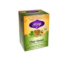 Yogi Green Chai Tea (6x16 Bag)