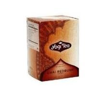 Yogui té de Chai Rooibos (6 x 16 bolso)