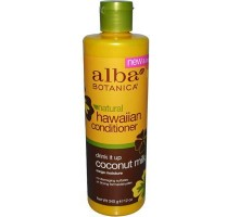 Alba Botanica Extra Rich Coconut Conditioner (1x12oz)