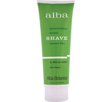 Alba Botanica Coconut Lime Shave Cream (1x8 Oz)