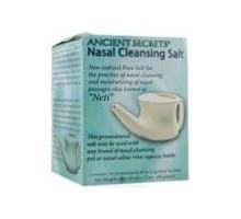 Antiguos secretos Nasal limpieza bote de sal (1 x 40 Pkt)