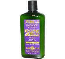 Andalou Naturals lavanda de volumen completo y acondicionador biotina (1x11.5 Oz)