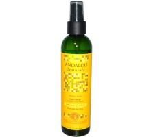 Andalou Naturals perfecto sostener girasol y cítricos Hair Spray (1x8.2 Oz)