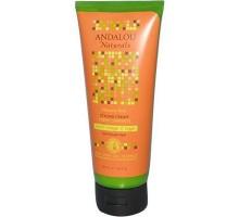 Ricos en humedad Andalou Naturals naranja dulce y argán estilo crema (1x6.8 Oz)