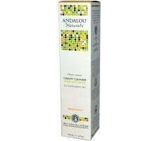 Andalou Naturals Meyer Lemon cremoso limpiador (1 x 6 Oz)