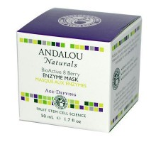 Andalou Naturals 8 bioactivos Berry enzima máscara (1x1.7 Oz)