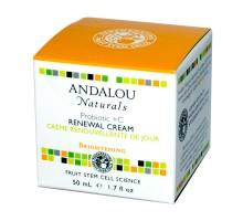 Andalou Naturals probiótico + crema renovación de C (1x1.7 Oz)