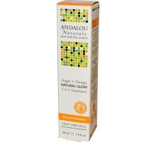 Andalou Naturals Omega resplandor Facial concentrado (1x1.9 Oz)