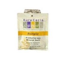 Aura Cacia Energize Mineral Bath (6x2.5 Oz)