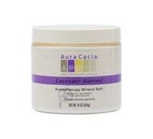 Aura Cacia Lavender Harvest Mineral Bath (1x16 Oz)