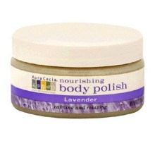 Aura Cacia Lavender Body Polish (1x8 Oz)