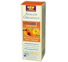 Avalon vitamina C crema contorno de ojos (1 x 1 Oz)