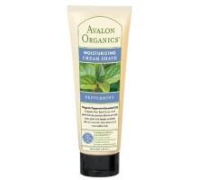 Crema de afeitado húmedo de menta de Avalon (1 x 8 Oz)