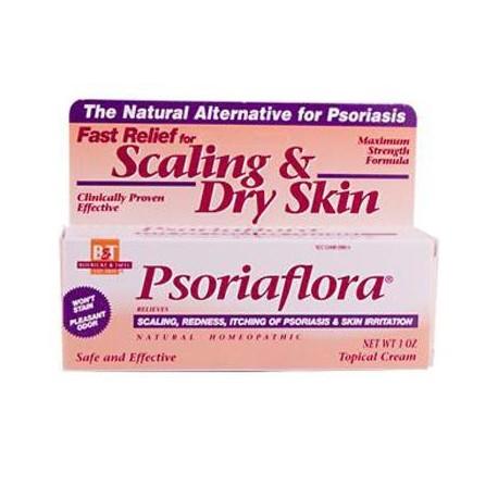 Boericke & Tafel Psoriaflora Cream (1x1 Oz)