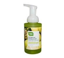 Cleanwell Ginger Bergamot Foam Hand Wash (1x9.5 Oz)