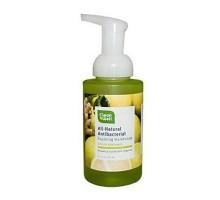 Cleanwell jengibre bergamota espuma lavado a mano (1x9.5 Oz)