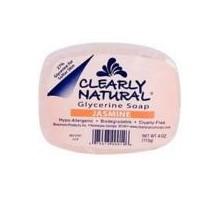 Claro jazmín Naturals jabón (1 x 4 Oz)