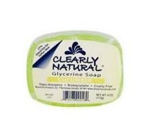 Claramente Naturals jabón de pepino (1 x 4 Oz)
