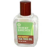 Aceite esencia de árbol del té de Eco-cosecha (1 x 1 Oz) del desierto