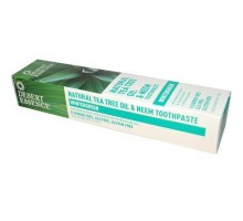 Desert Essence Tea Tree Neem Wintergreen Toothpaste (1x6.25 Oz)