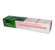 Desert Essence Tea Tree Toothpaste With Ginger (1x6.25 Oz)