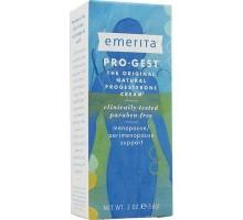 Emerita crema Progest, parabén libre (1 x 2 Oz)