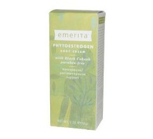 Emerita Phytoestrogen Body Cream (1x2 Oz)