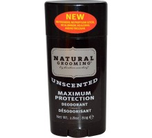Herban Cowboy Unscented Deodorant (1x2.8 Oz)