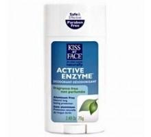 Beso mi cara vida activa Sport desodorante (2,48 Oz)