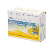 Natracare Regular Tampons (1x10 Ct)