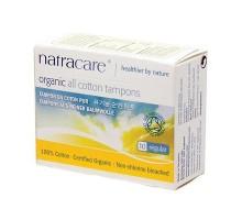 Regular de Natracare tampones (1 x 10 Ct)