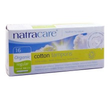 Natracare Regular Tampons With Applicator (1x16 Ct)