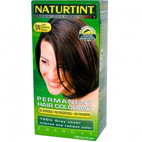 Naturtint 5n Light Chestnut Hair Color (1xkit)