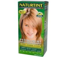 Color de cabello rubio de germen de trigo Naturtint 8n (1xkit)