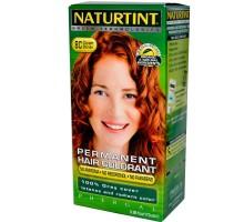 Color de pelo rubio cobre Naturtint 8c (1xkit)